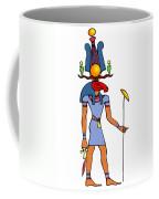 Egyptian God - Khensu Coffee Mug