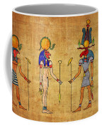 Egyptian Gods And Goddness Coffee Mug