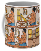 Egyptian Scribes Coffee Mug