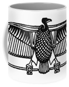 Egyptian Symbol: Vulture Coffee Mug