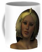 Egyptian Woman Face Coffee Mug