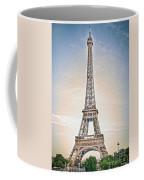 Eiffel Tower 13 Art Coffee Mug