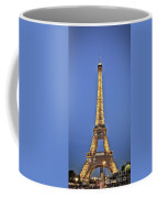 Eiffel Tower 17 Art Coffee Mug