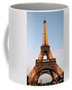 Eiffel Tower Lighted  Coffee Mug