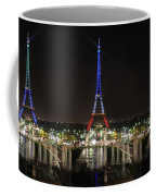 Eiffel Towers Coffee Mug