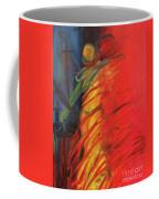 Eight Of Swords Coffee Mug