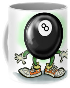 Eightball Coffee Mug