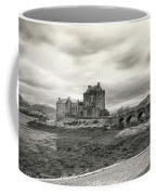 Eilean Donan Castle Bw 1337 Coffee Mug