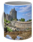 Eilean Donan Castle In Scotland Coffee Mug