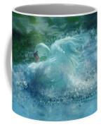 Ein Schwan - The Swan Coffee Mug