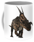 Einiosaurus On White Coffee Mug