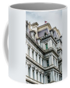 Eisenhower Building Coffee Mug