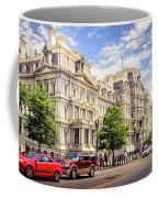 Eisenhower Executive Office Building Coffee Mug