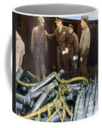 Eisenhower: Wwii, C1944 Coffee Mug by Granger