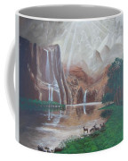 El Capitan Falls Coffee Mug
