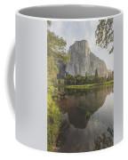 El Capitan In Reflection Coffee Mug