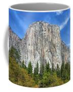 El Capitan In Yosemite National Park Coffee Mug