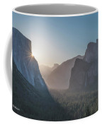 El Capitan Sunburst Coffee Mug