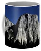El Capitan Under A Full Moon Coffee Mug