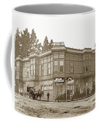 El Carmelo Bakery Lighthouse And Forest Ave. Circa 1890 Coffee Mug