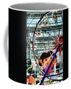 El Circulo De Cielo Ferris Wheel Coffee Mug