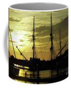 El Galeon Sunrise Coffee Mug