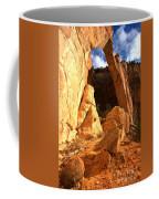 El Malpais La Ventana Arch Coffee Mug