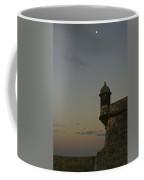 El Moro And The Moon Coffee Mug