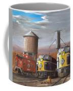 El Power Coffee Mug