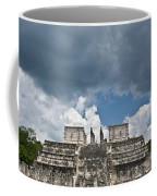 El Templo De Las Columnas  1 Coffee Mug