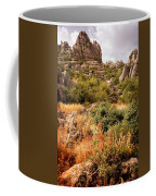 El Torcal Rock Formations Coffee Mug