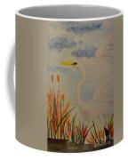 Elana - Egret Coffee Mug