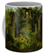 Eldena Ruin Cdf Coffee Mug