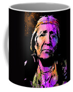 Elderly Hupa Woman Coffee Mug