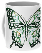 Election 2020 Presidential Candidate Catherien Lott Usa Green Butterfly Coffee Mug
