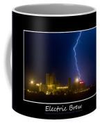 Electric Brew Poster Coffee Mug