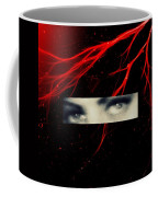 Electric Eyes Coffee Mug