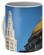 Electric Moon Gold  Coffee Mug