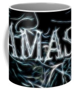 Electric Namaste Coffee Mug