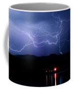 Electric Skies  Coffee Mug