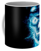 Electric Skull Coffee Mug