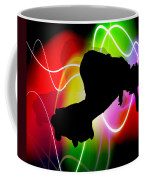 Electric Spectrum Skateboarder Coffee Mug
