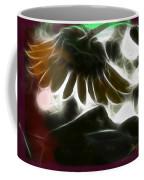 Electric Sunflower Coffee Mug