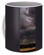 Electrified Clouds Coffee Mug