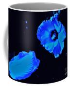 Electrifying Blue Beauty Coffee Mug