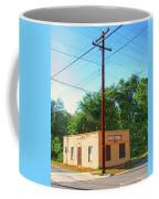 Electromagnetic Motel Coffee Mug