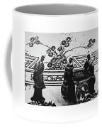 Elegance Unfolding Coffee Mug
