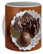 Elegant Chocolate Truffles Coffee Mug by Louise Heusinkveld