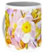 Elegant Crocus Coffee Mug