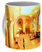 Elegant Entrance Coffee Mug